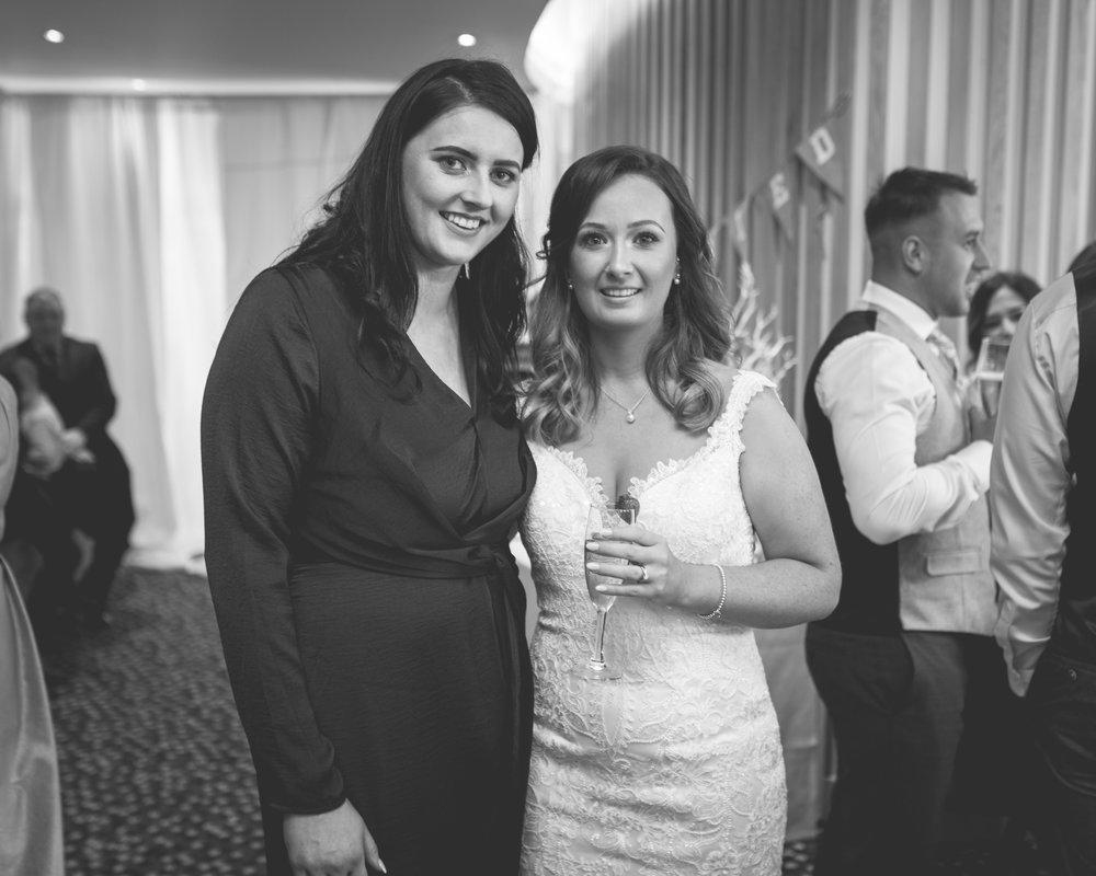 Brian McEwan | Northern Ireland Wedding Photographer | Rebecca & Michael | Ten Square Belfast Reception-47.jpg