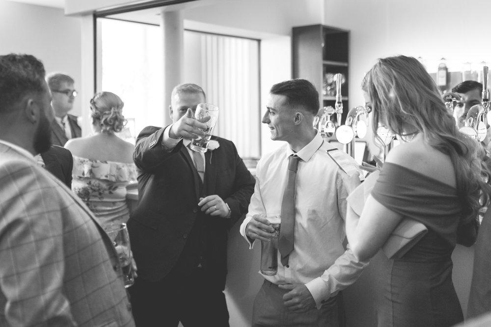 Brian McEwan | Northern Ireland Wedding Photographer | Rebecca & Michael | Ten Square Belfast Reception-59.jpg