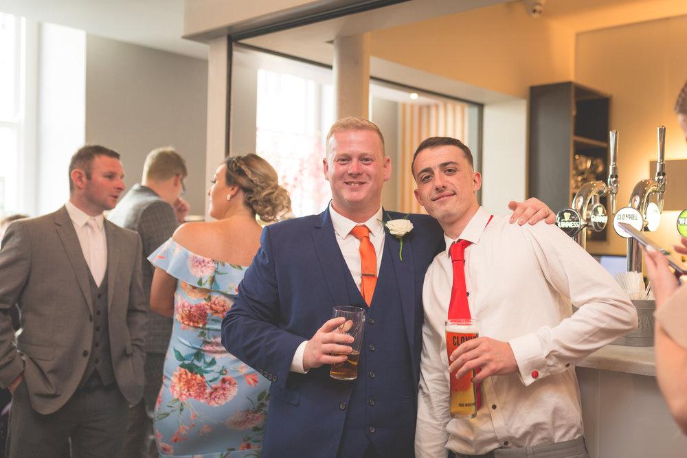 Brian McEwan | Northern Ireland Wedding Photographer | Rebecca & Michael | Ten Square Belfast Reception-60.jpg