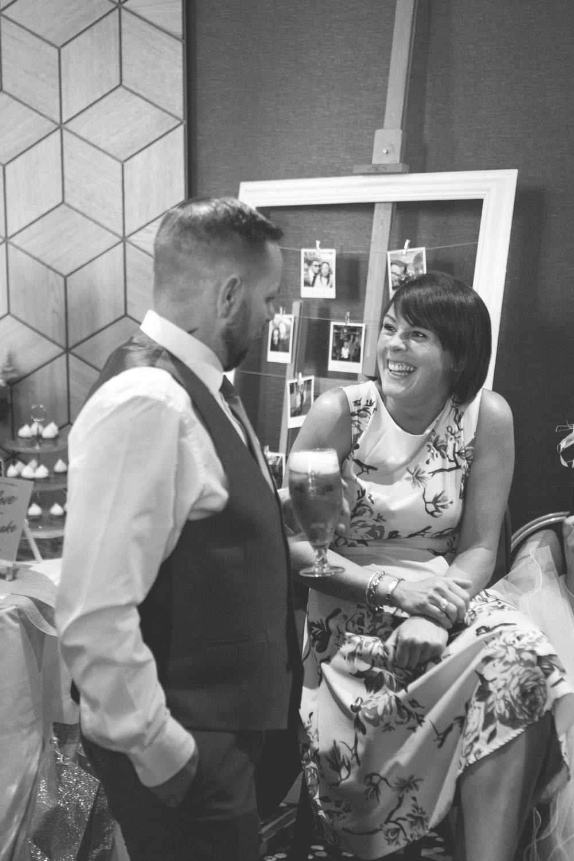 Brian McEwan | Northern Ireland Wedding Photographer | Rebecca & Michael | Ten Square Belfast Reception-61.jpg