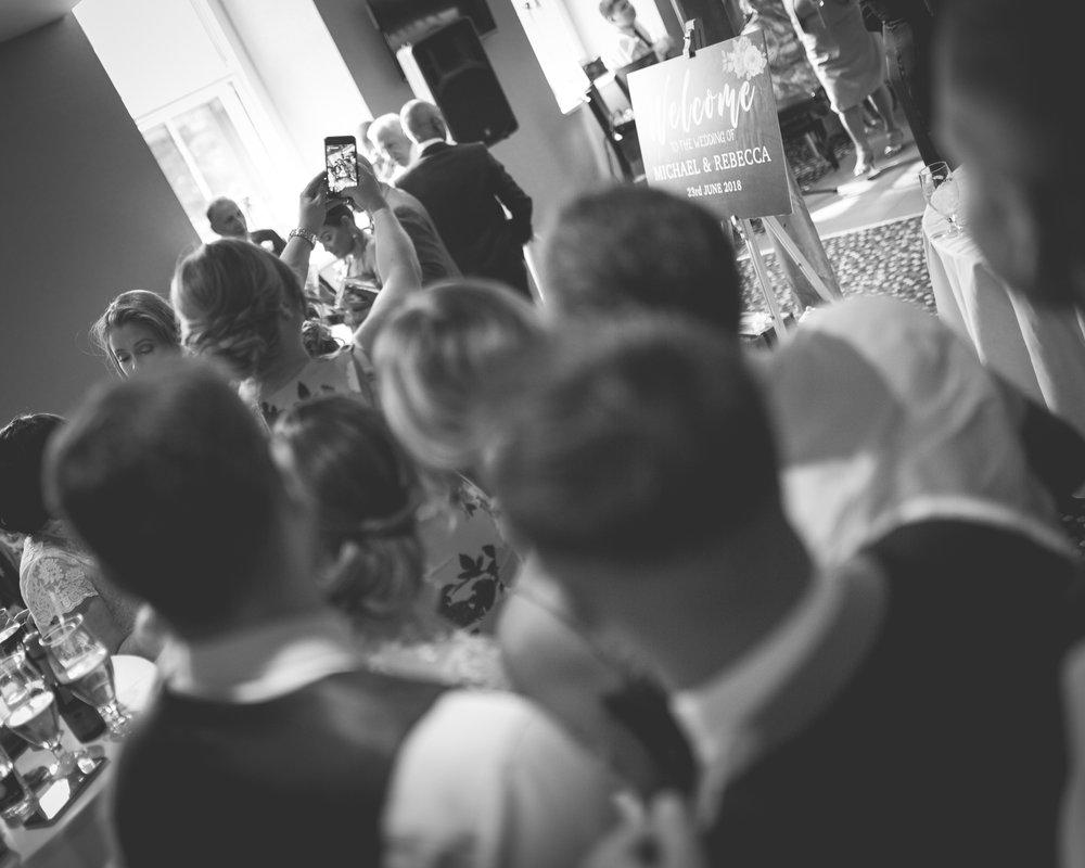 Brian McEwan | Northern Ireland Wedding Photographer | Rebecca & Michael | Ten Square Belfast Reception-63.jpg