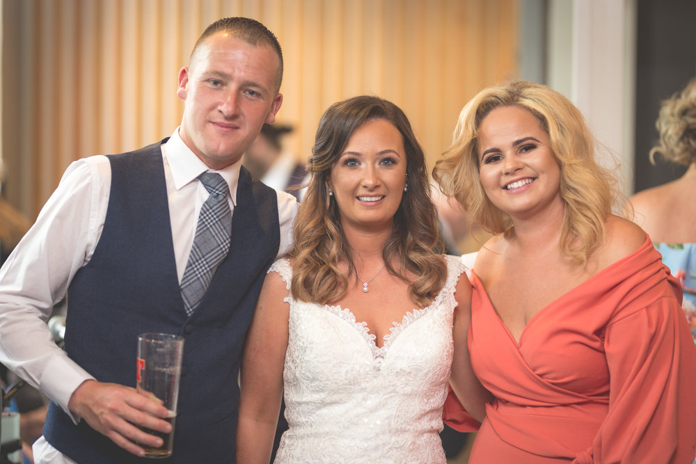 Brian McEwan | Northern Ireland Wedding Photographer | Rebecca & Michael | Ten Square Belfast Reception-67.jpg