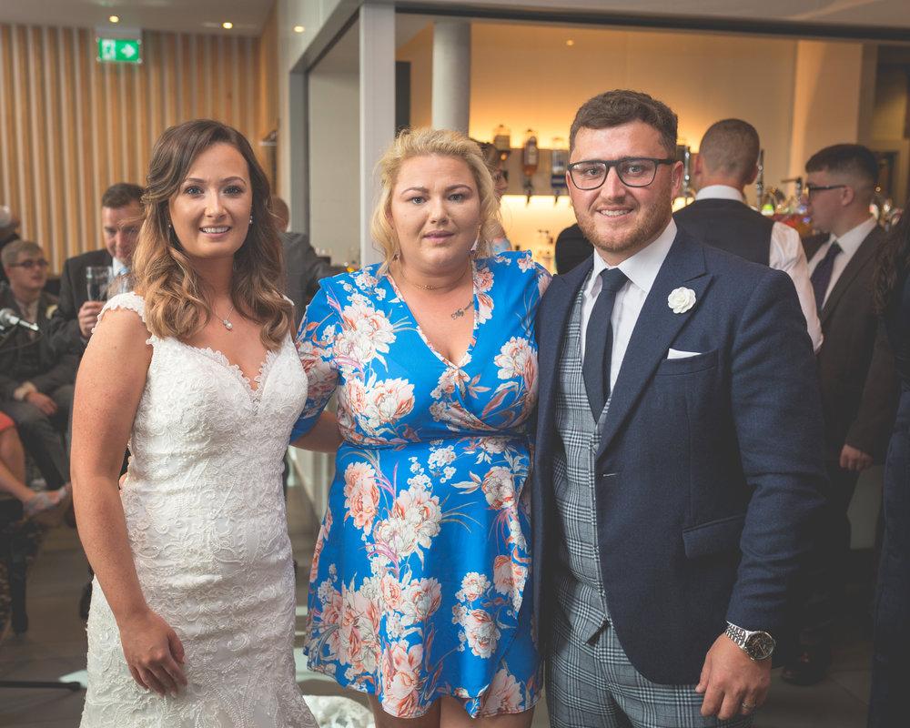 Brian McEwan | Northern Ireland Wedding Photographer | Rebecca & Michael | Ten Square Belfast Reception-70.jpg