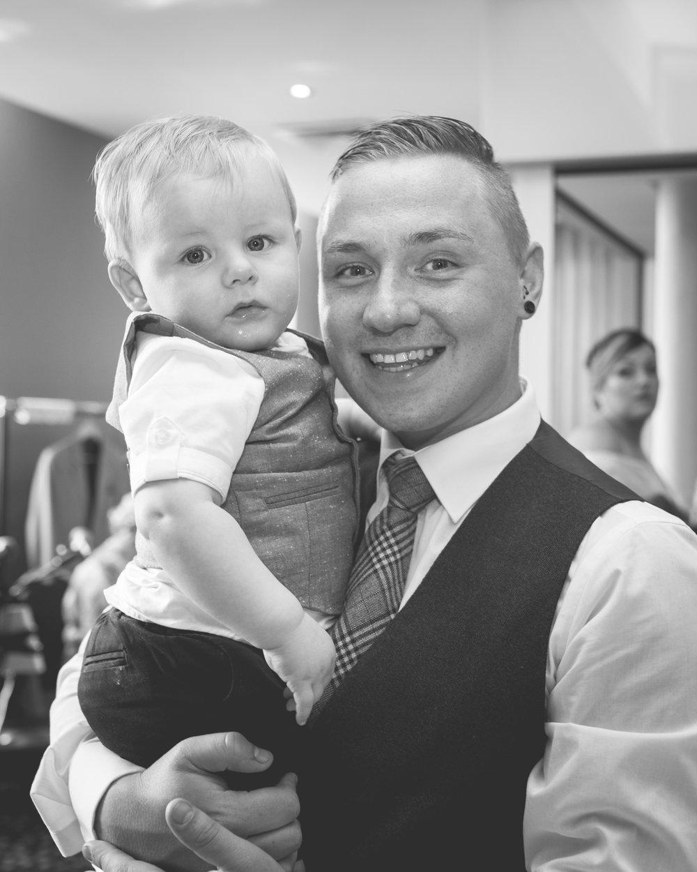 Brian McEwan | Northern Ireland Wedding Photographer | Rebecca & Michael | Ten Square Belfast Reception-71.jpg