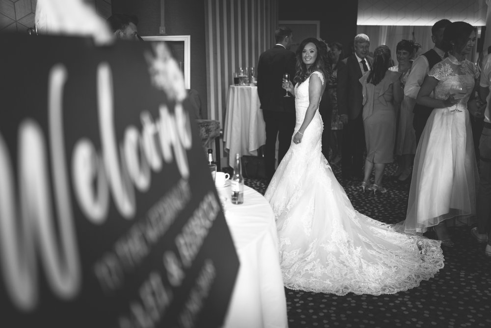 Brian McEwan | Northern Ireland Wedding Photographer | Rebecca & Michael | Ten Square Belfast Reception-79.jpg