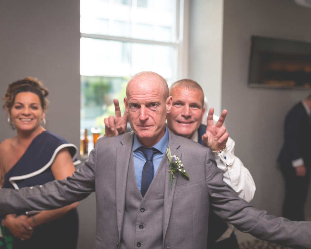 Brian McEwan | Northern Ireland Wedding Photographer | Rebecca & Michael | Ten Square Belfast Reception-87.jpg