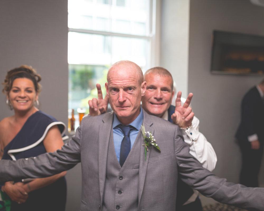 Brian McEwan | Northern Ireland Wedding Photographer | Rebecca & Michael | Ten Square Belfast Reception-87.jpg