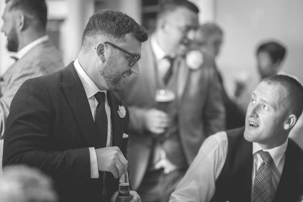 Brian McEwan | Northern Ireland Wedding Photographer | Rebecca & Michael | Ten Square Belfast Reception-92.jpg