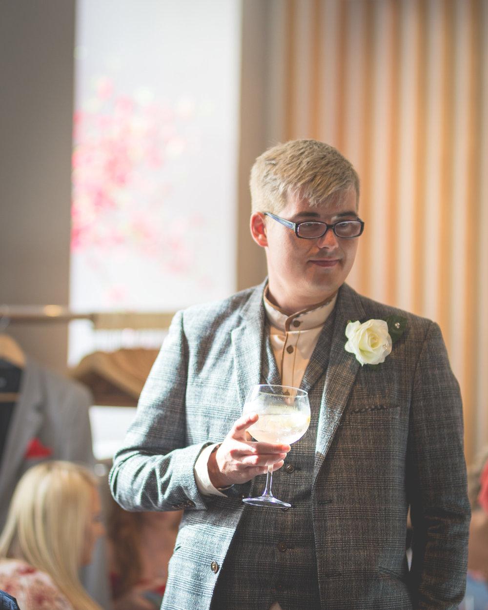 Brian McEwan | Northern Ireland Wedding Photographer | Rebecca & Michael | Ten Square Belfast Reception-95.jpg