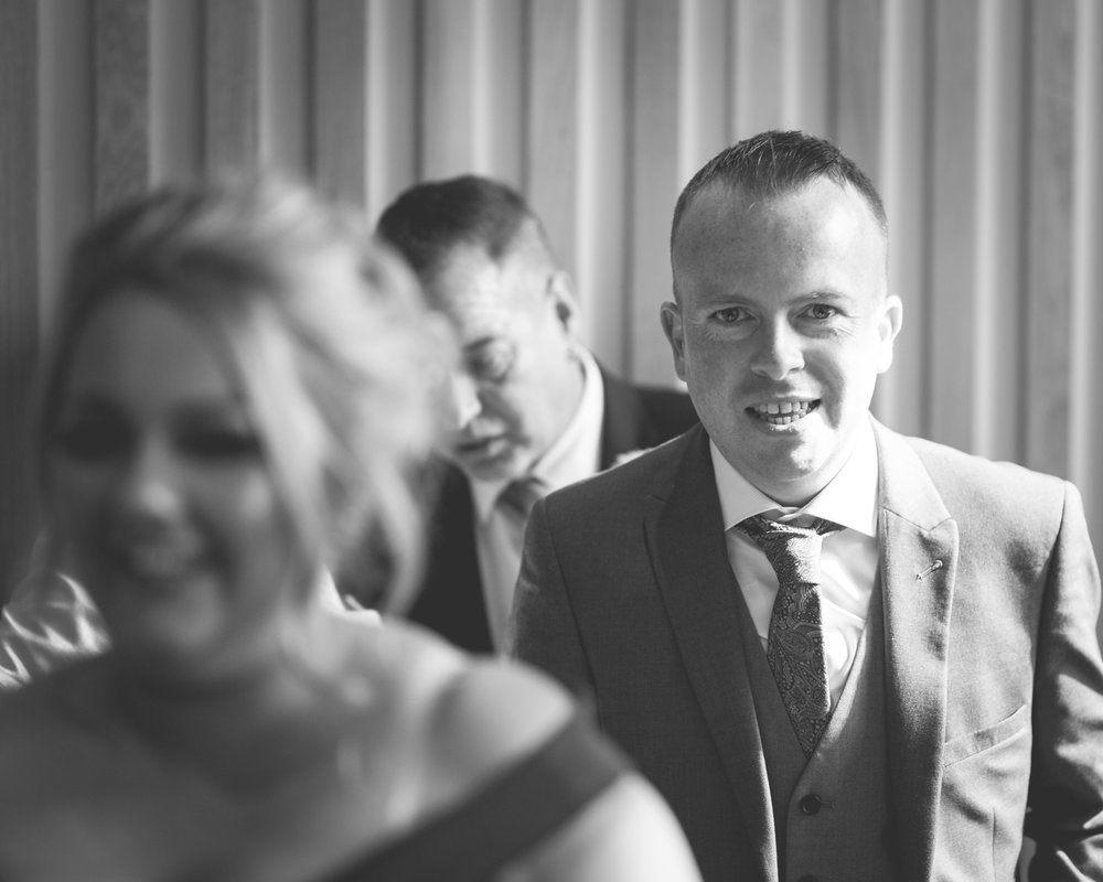 Brian McEwan | Northern Ireland Wedding Photographer | Rebecca & Michael | Ten Square Belfast Reception-96.jpg