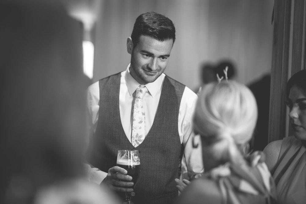 Brian McEwan | Northern Ireland Wedding Photographer | Rebecca & Michael | Ten Square Belfast Reception-97.jpg