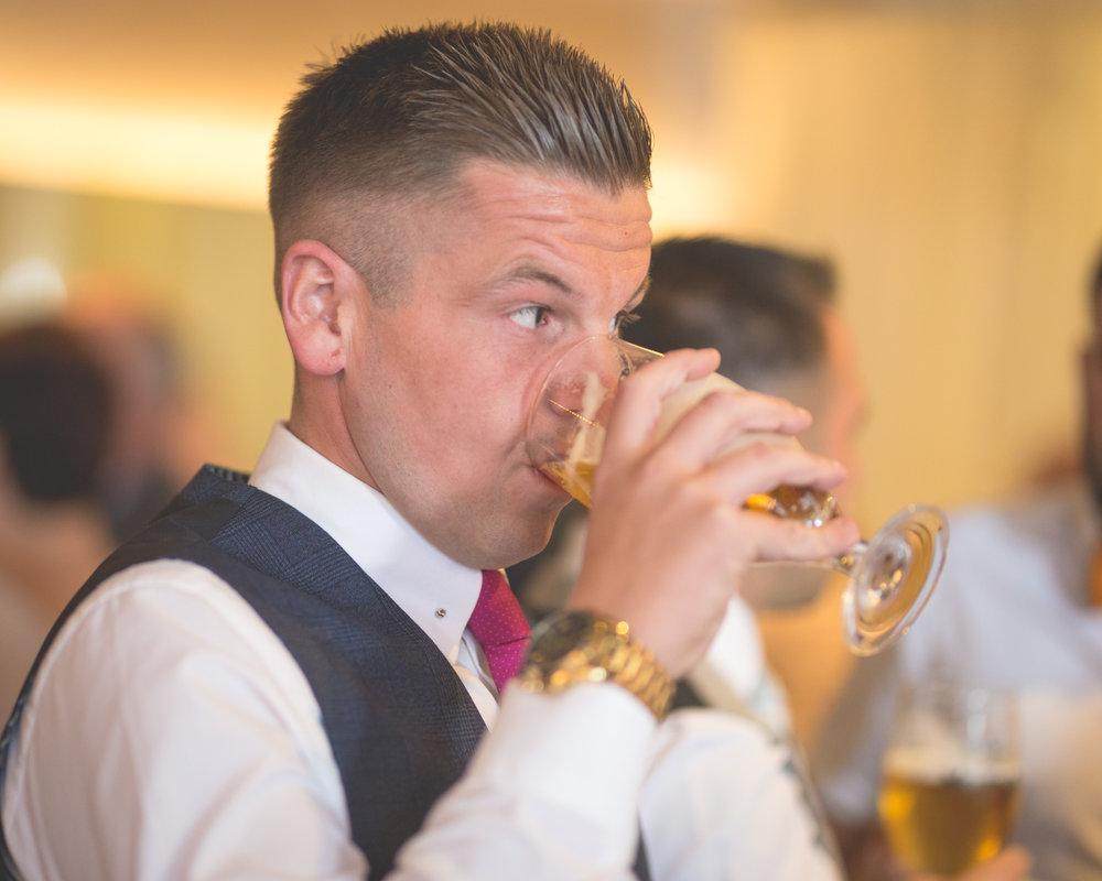 Brian McEwan | Northern Ireland Wedding Photographer | Rebecca & Michael | Ten Square Belfast Reception-98.jpg