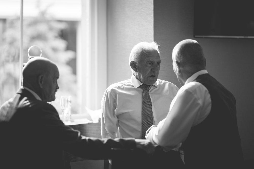 Brian McEwan | Northern Ireland Wedding Photographer | Rebecca & Michael | Ten Square Belfast Reception-99.jpg