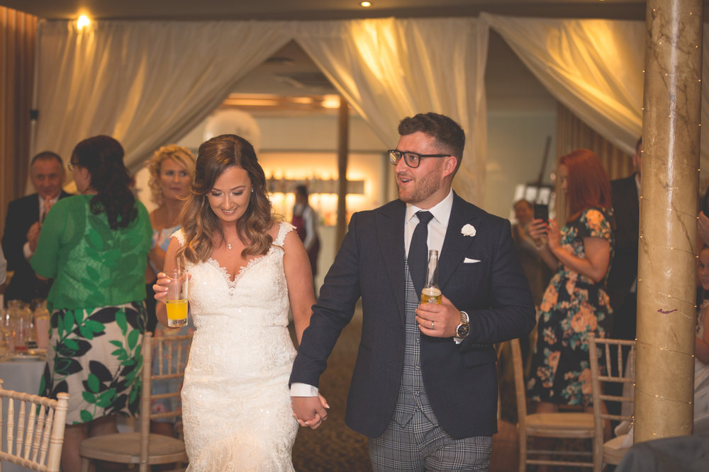 Brian McEwan | Northern Ireland Wedding Photographer | Rebecca & Michael | Ten Square Belfast Reception-108.jpg