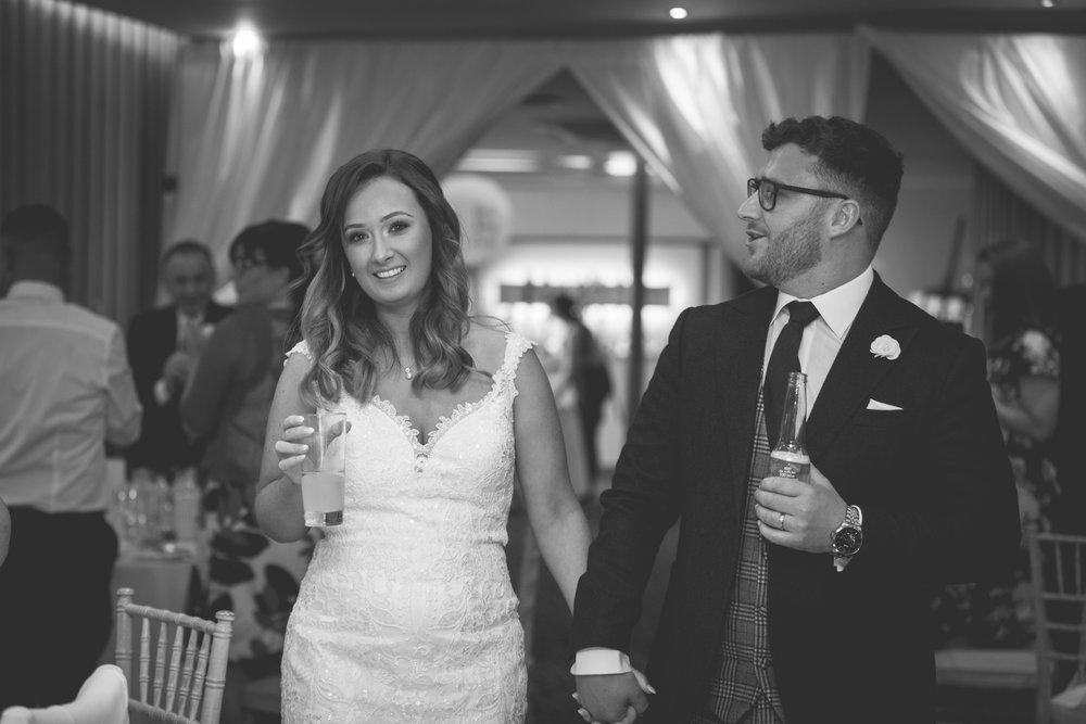Brian McEwan | Northern Ireland Wedding Photographer | Rebecca & Michael | Ten Square Belfast Reception-109.jpg