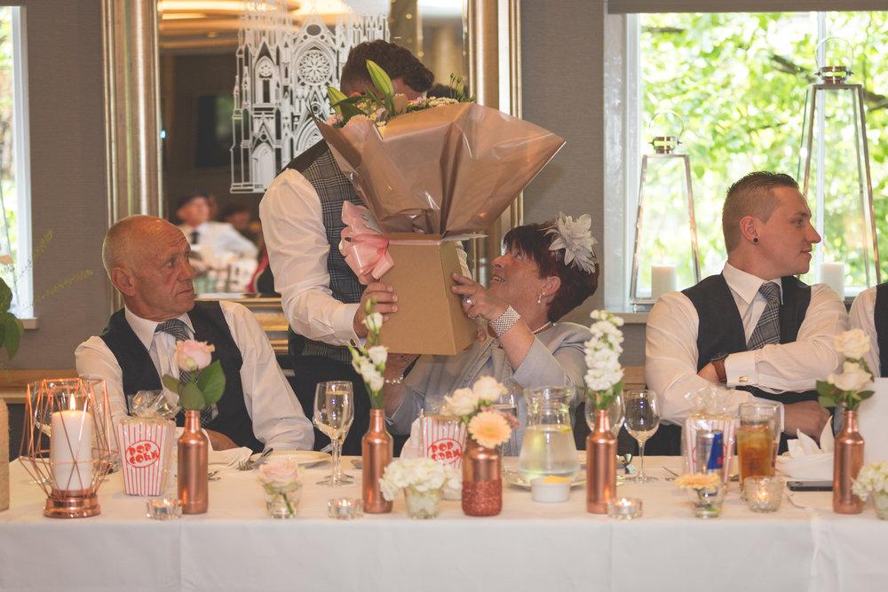 Brian McEwan | Northern Ireland Wedding Photographer | Rebecca & Michael | Ten Square Belfast Reception-113.jpg