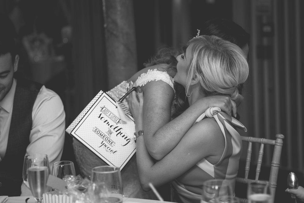 Brian McEwan | Northern Ireland Wedding Photographer | Rebecca & Michael | Ten Square Belfast Reception-118.jpg