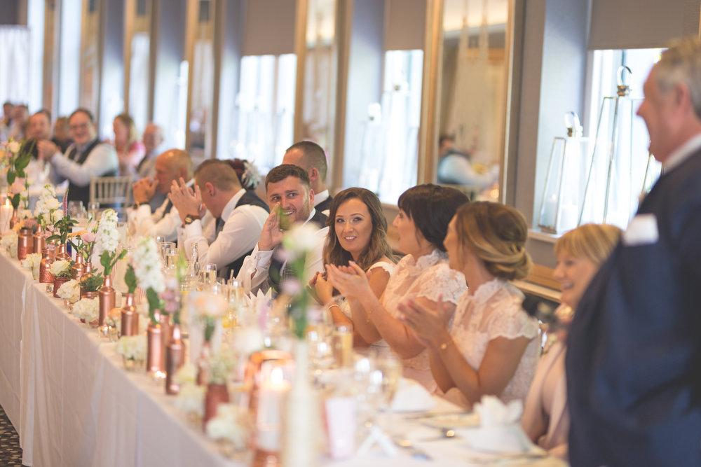 Brian McEwan | Northern Ireland Wedding Photographer | Rebecca & Michael | Ten Square Belfast Reception-124.jpg