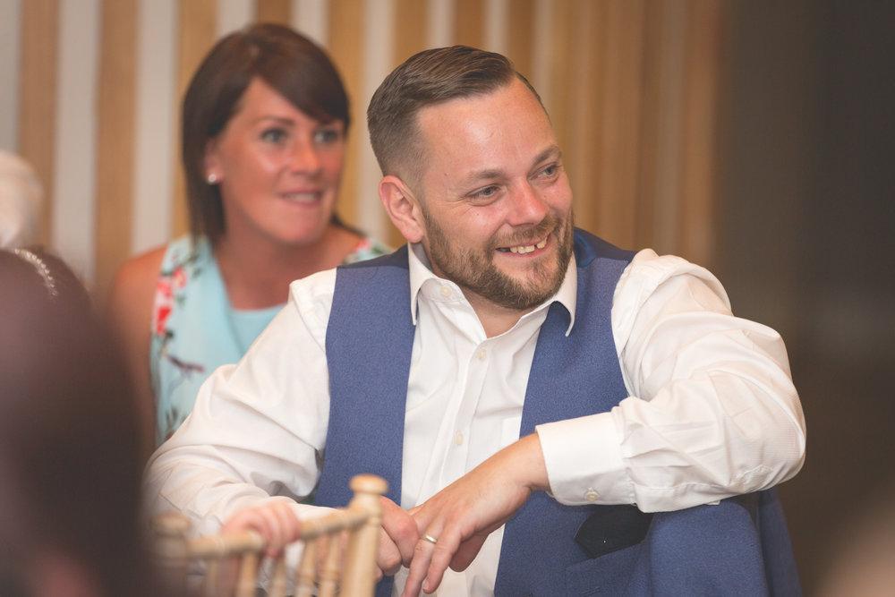Brian McEwan | Northern Ireland Wedding Photographer | Rebecca & Michael | Ten Square Belfast Reception-126.jpg