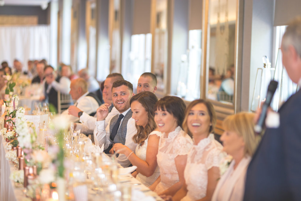 Brian McEwan | Northern Ireland Wedding Photographer | Rebecca & Michael | Ten Square Belfast Reception-127.jpg