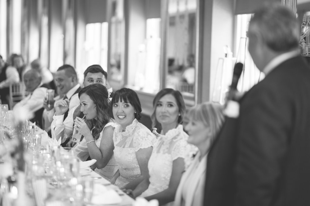 Brian McEwan | Northern Ireland Wedding Photographer | Rebecca & Michael | Ten Square Belfast Reception-128.jpg