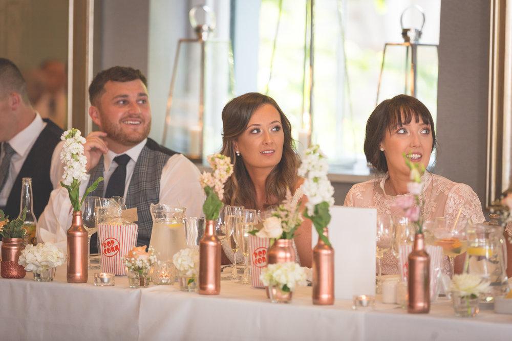 Brian McEwan | Northern Ireland Wedding Photographer | Rebecca & Michael | Ten Square Belfast Reception-129.jpg