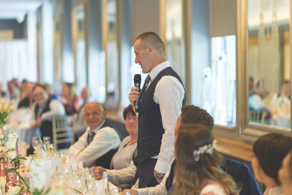Brian McEwan | Northern Ireland Wedding Photographer | Rebecca & Michael | Ten Square Belfast Reception-137.jpg