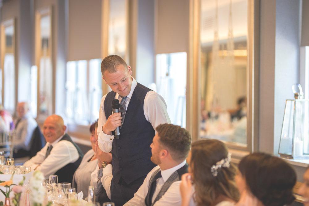 Brian McEwan | Northern Ireland Wedding Photographer | Rebecca & Michael | Ten Square Belfast Reception-139.jpg