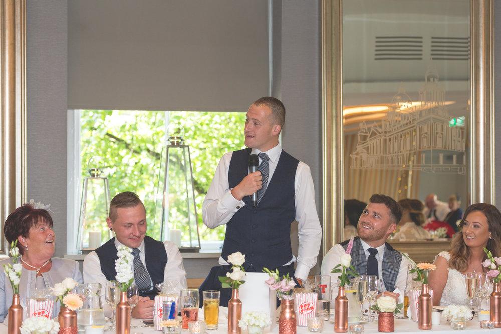 Brian McEwan | Northern Ireland Wedding Photographer | Rebecca & Michael | Ten Square Belfast Reception-140.jpg