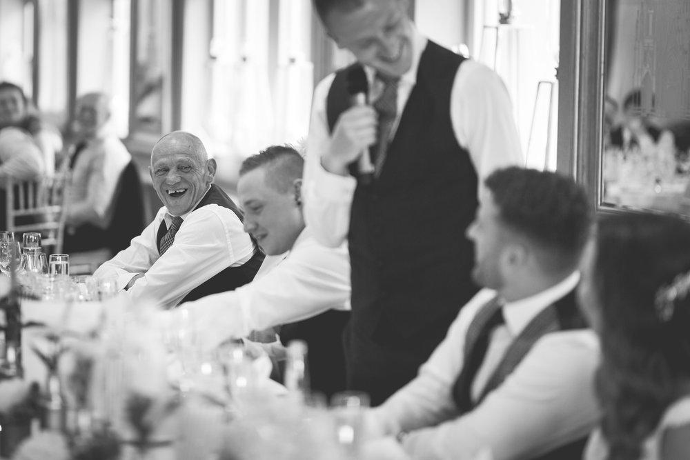 Brian McEwan | Northern Ireland Wedding Photographer | Rebecca & Michael | Ten Square Belfast Reception-142.jpg
