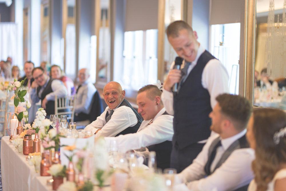 Brian McEwan | Northern Ireland Wedding Photographer | Rebecca & Michael | Ten Square Belfast Reception-141.jpg