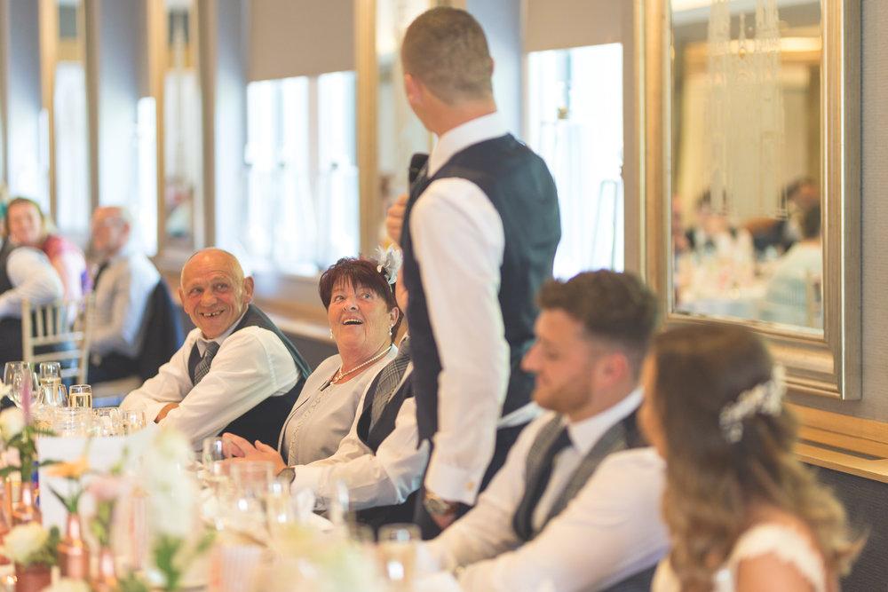 Brian McEwan | Northern Ireland Wedding Photographer | Rebecca & Michael | Ten Square Belfast Reception-143.jpg