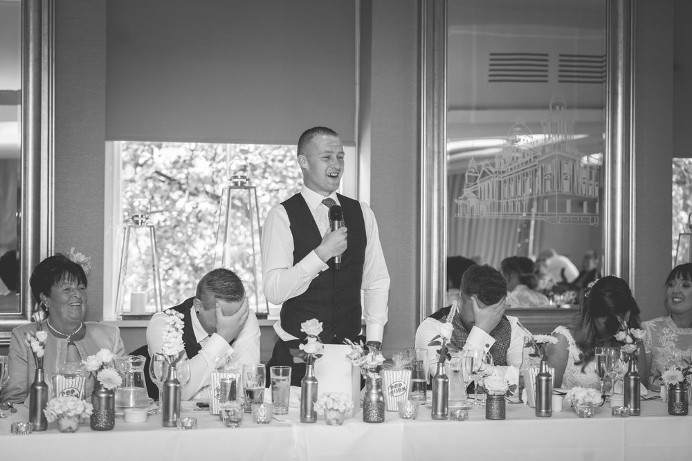 Brian McEwan | Northern Ireland Wedding Photographer | Rebecca & Michael | Ten Square Belfast Reception-144.jpg