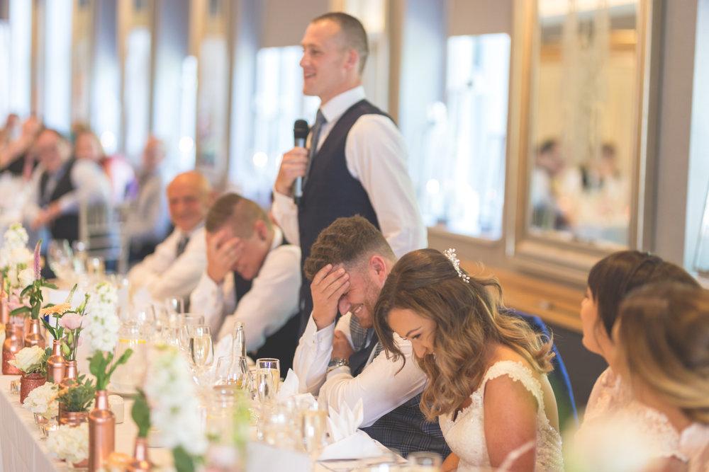 Brian McEwan | Northern Ireland Wedding Photographer | Rebecca & Michael | Ten Square Belfast Reception-145.jpg