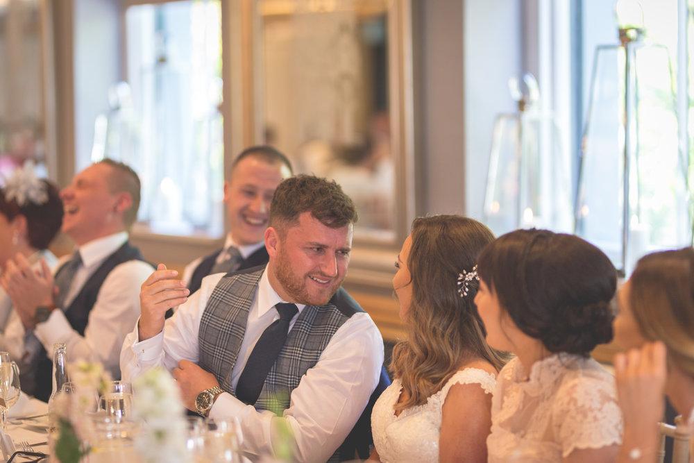 Brian McEwan | Northern Ireland Wedding Photographer | Rebecca & Michael | Ten Square Belfast Reception-146.jpg