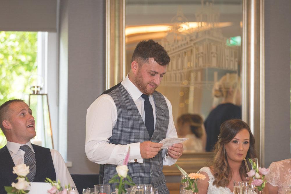 Brian McEwan | Northern Ireland Wedding Photographer | Rebecca & Michael | Ten Square Belfast Reception-149.jpg