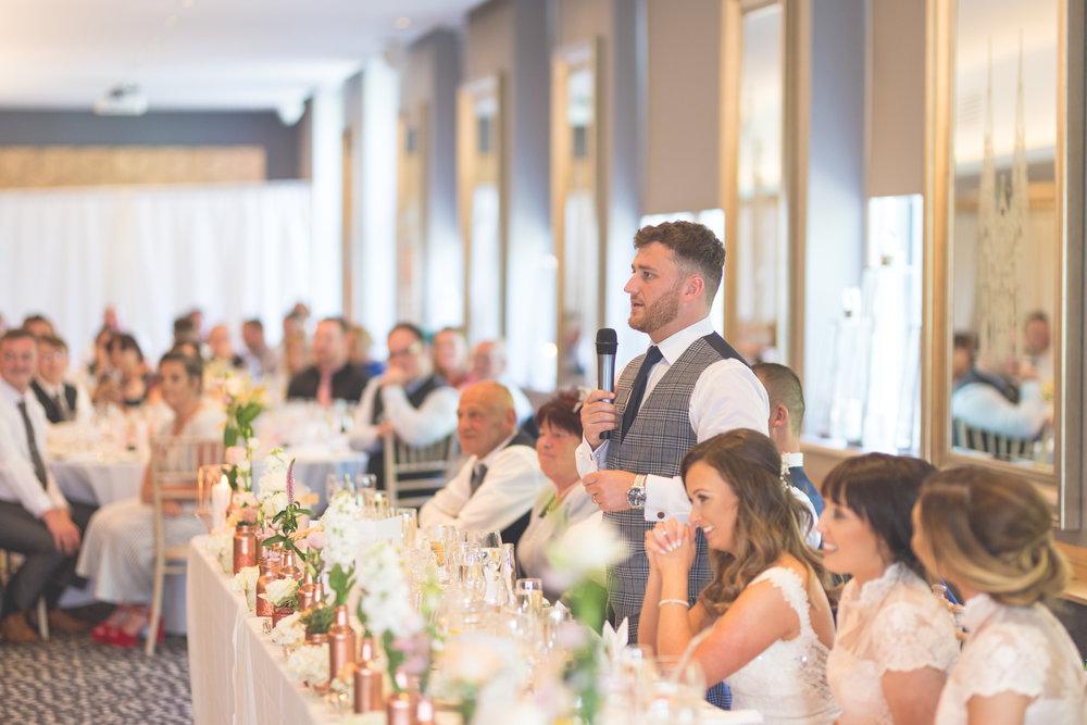 Brian McEwan | Northern Ireland Wedding Photographer | Rebecca & Michael | Ten Square Belfast Reception-151.jpg