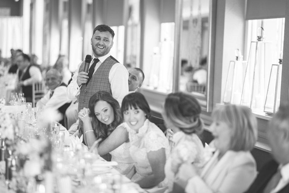 Brian McEwan | Northern Ireland Wedding Photographer | Rebecca & Michael | Ten Square Belfast Reception-154.jpg
