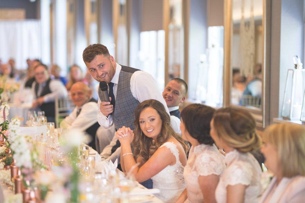 Brian McEwan | Northern Ireland Wedding Photographer | Rebecca & Michael | Ten Square Belfast Reception-153.jpg