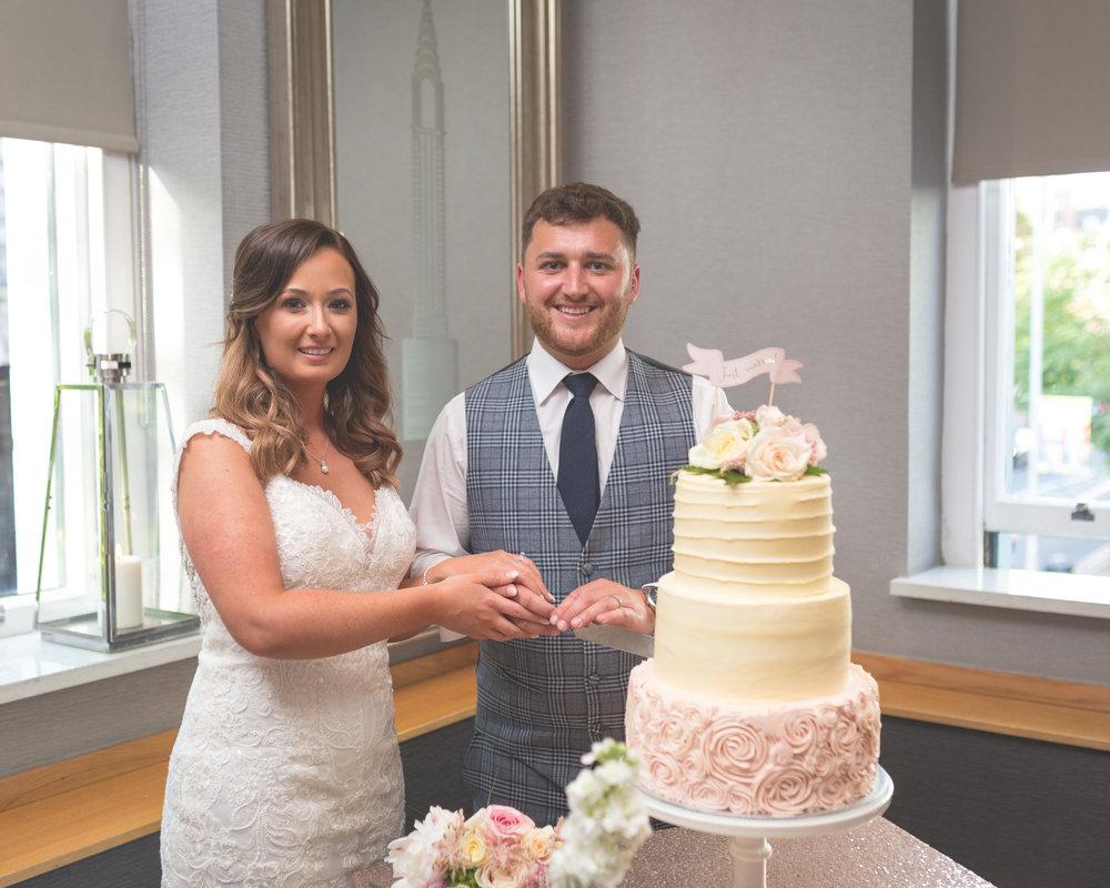 Brian McEwan | Northern Ireland Wedding Photographer | Rebecca & Michael | Ten Square Belfast Reception-160.jpg