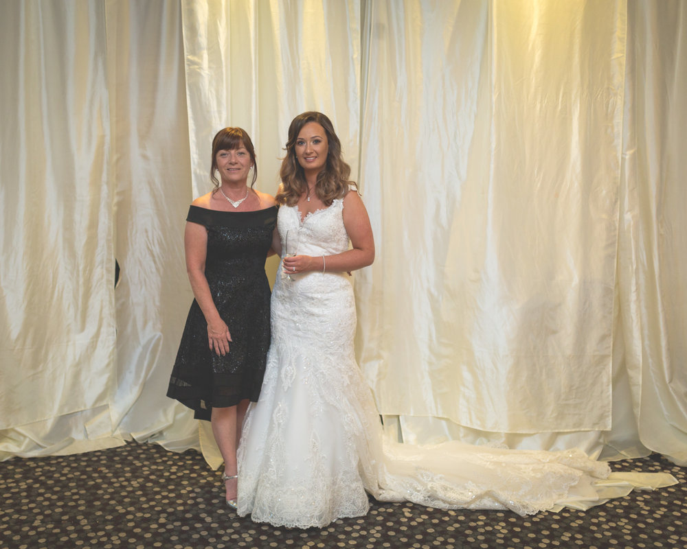Brian McEwan | Northern Ireland Wedding Photographer | Rebecca & Michael | Ten Square Belfast Reception-168.jpg