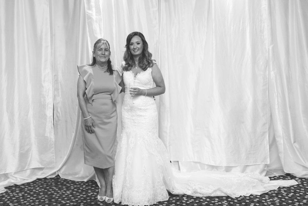 Brian McEwan | Northern Ireland Wedding Photographer | Rebecca & Michael | Ten Square Belfast Reception-171.jpg