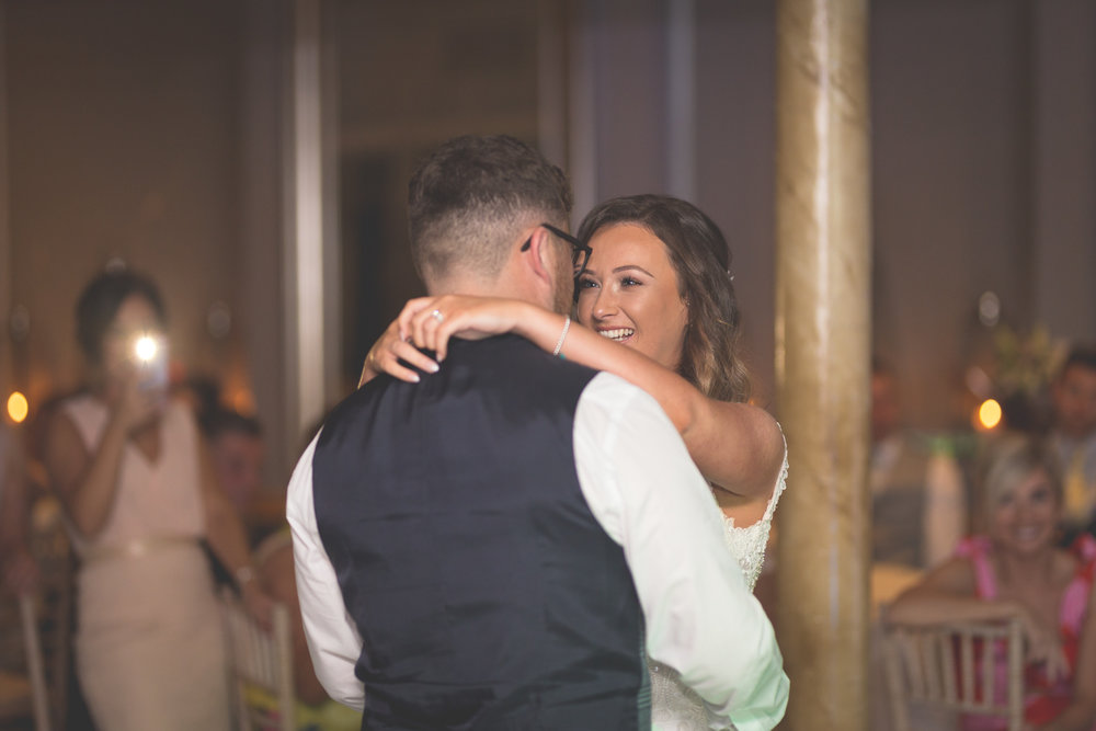Brian McEwan   Northern Ireland Wedding Photographer   Rebecca & Michael   Dancing-18.jpg