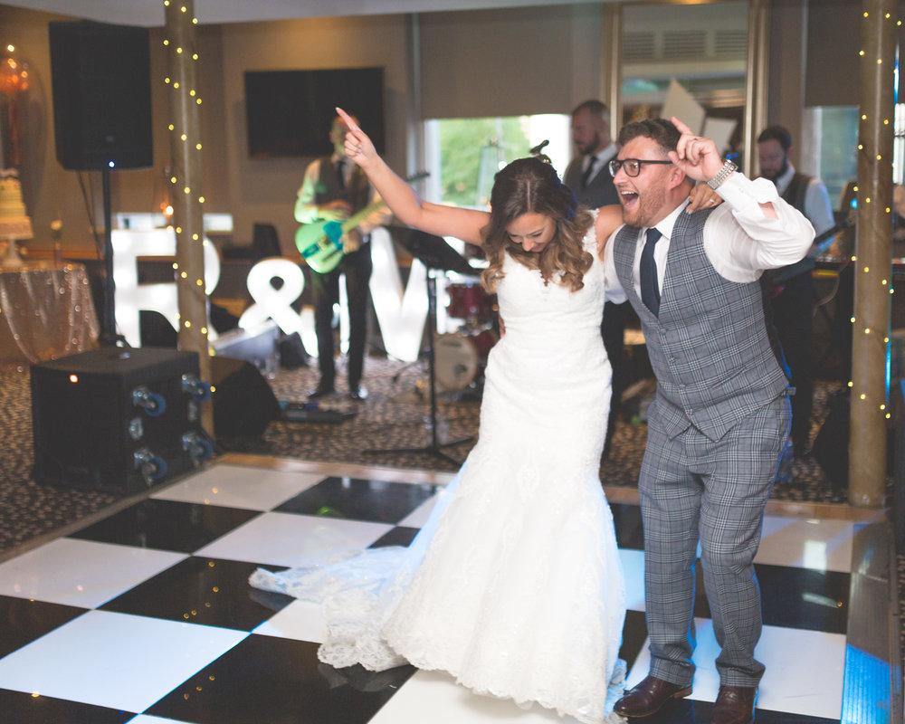 Brian McEwan | Northern Ireland Wedding Photographer | Rebecca & Michael | Dancing-25.jpg