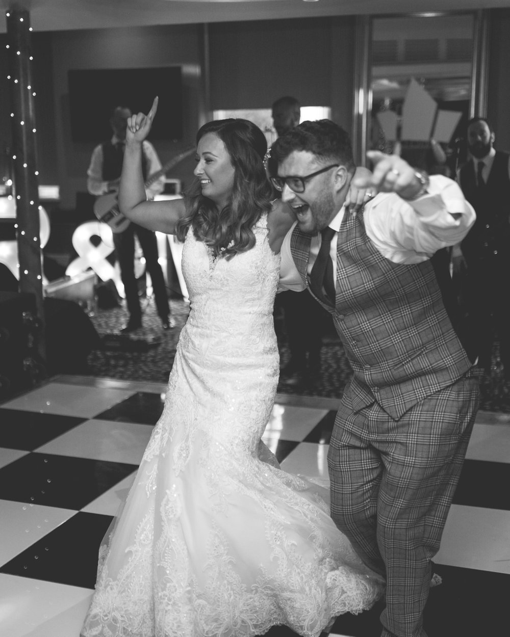 Brian McEwan | Northern Ireland Wedding Photographer | Rebecca & Michael | Dancing-27.jpg