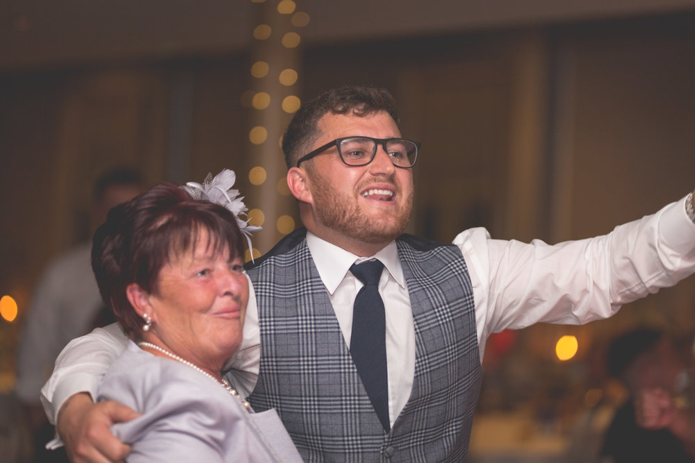 Brian McEwan | Northern Ireland Wedding Photographer | Rebecca & Michael | Dancing-33.jpg