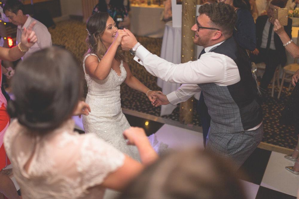 Brian McEwan | Northern Ireland Wedding Photographer | Rebecca & Michael | Dancing-34.jpg
