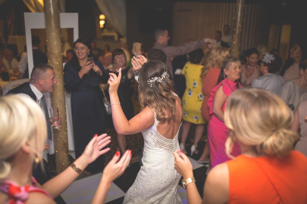 Brian McEwan | Northern Ireland Wedding Photographer | Rebecca & Michael | Dancing-35.jpg