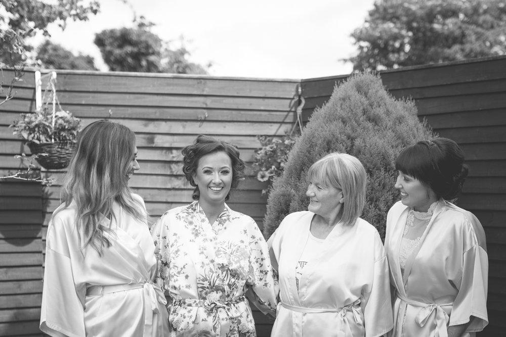 Brian McEwan | Northern Ireland Wedding Photographer | Rebecca & Michael | Bridal Prep-119.jpg