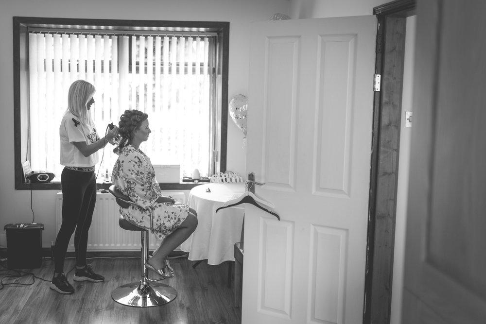 Brian McEwan | Northern Ireland Wedding Photographer | Rebecca & Michael | Bridal Prep-186.jpg